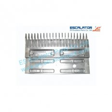 ES-D004A CNIM Comb Plate 8021339A2 Left Side for escalator