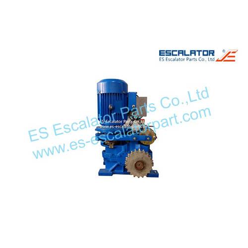 ES-OTP13 ESOTIS Gear Box EC-SW