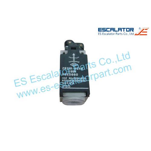 Thyssenkrupp Escalator Part ZR231-02YR-1881 Switch and Board