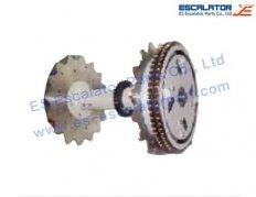 ES-SC383 Schindler Headshaft Assembly SWK770020