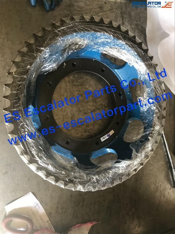 Sprocket GO195JH-1 52T