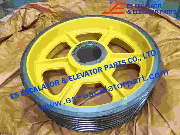 ESThyssenkrupp Traction Sheave 200229309