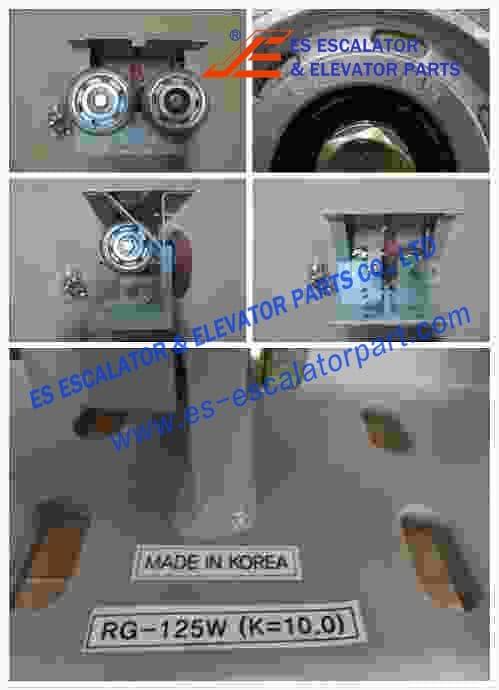 Thyssenkrupp Roller Guide Shoe 200234291