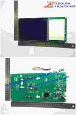 Thyssenkrupp With Backligh LCD 200356200