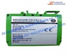 Thyssenkrupp Brake Voltage Regulation Borad 8605000066