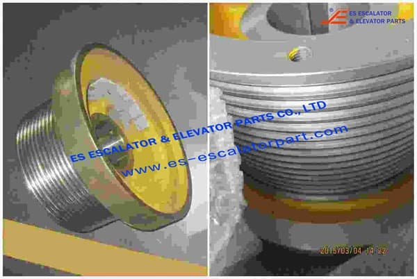 ESThyssenkrupp Traction Sheave 200023689