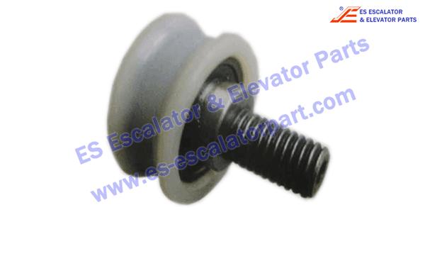 Fermator Protruding Door Roller 30x26x14