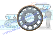 Roller And Wheel NEW SUC52118