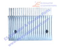 Schindler Escalator Parts Comb Plate 390542