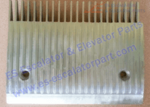 Schindler Escalator Parts Comb Plate 390543