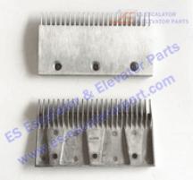Thyssenkrupp Escalator Comb Plate 40901100