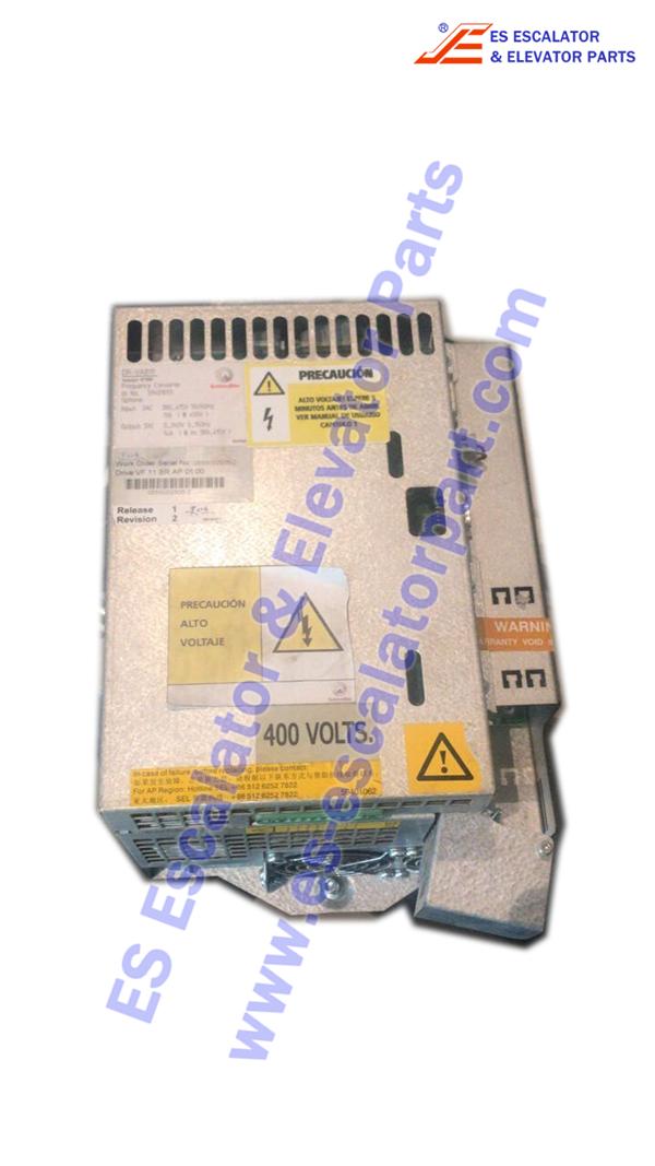 Schindler frequency converter DR-VAB11 Variodyn VF11BR