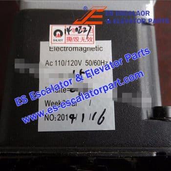 Schindler Escalator Part SSA897200 Escalator Brake Magnet