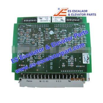 KONE Escalator Part DEE2725631 Switch and Board