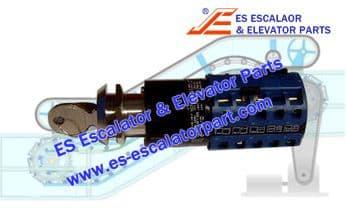 KONE Escalator Part DEE2739666 Switch and Board