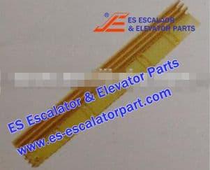 KONE Escalator Part DEE2145193R Step Demarcation NEW