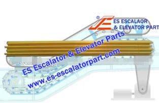 Escalator Part YS013B522 Step Demarcation NEW