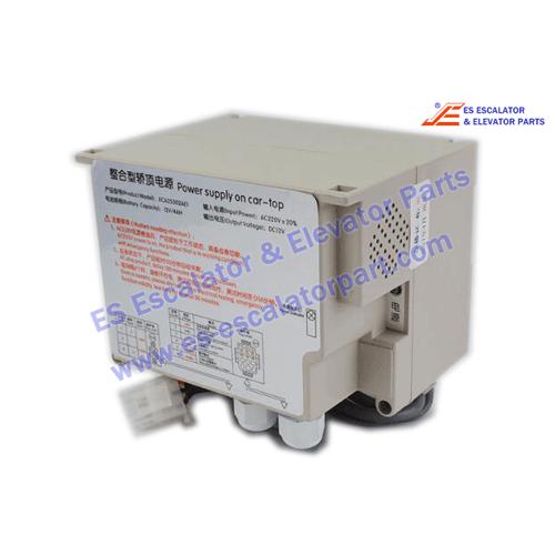 XIZI OTIS XAA25302AE1 Power supply on car-top