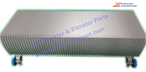 Xizi Otis 1000mm Escalator Step Painted XBA26140A