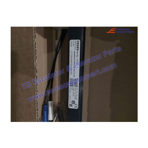 CEDES light curtain 1144033 cegard-Mini Rx-2000-36
