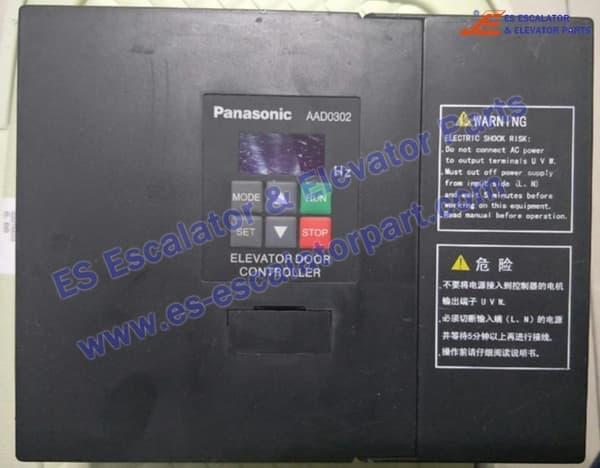 <b>Panasonic AAD0302 elevator door controller</b>