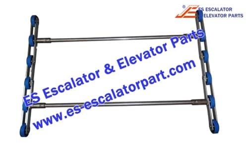 otis escalator offset link XAA26150X35
