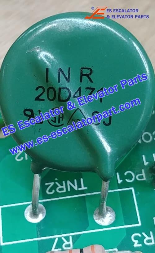 Varistors 20D471K for elevator