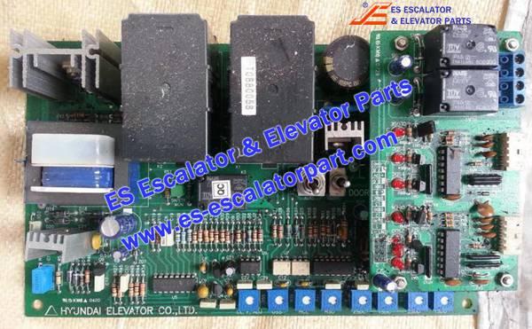 Hyundai elevator T0880058 PCB