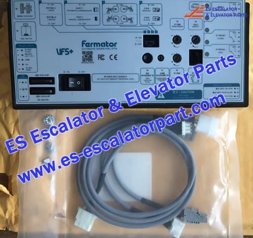 FERMATOR VVVF5 door controller