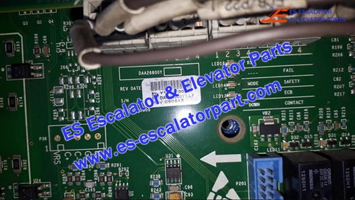 OTIS Escalator DAA26800Y1-LF PCB