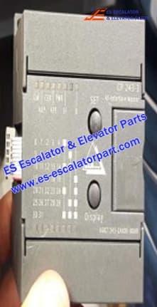 THYSSEN Escalator TUGELA 945 6ES7 223-1PH22-OAXO PLC MODULE
