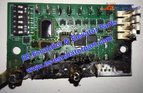 OTIS Escalator GHA610WJ1 PCB