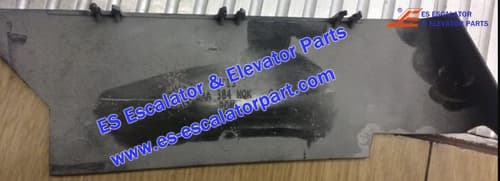 OTIS Escalator DAA384NQK2 Entry handrail