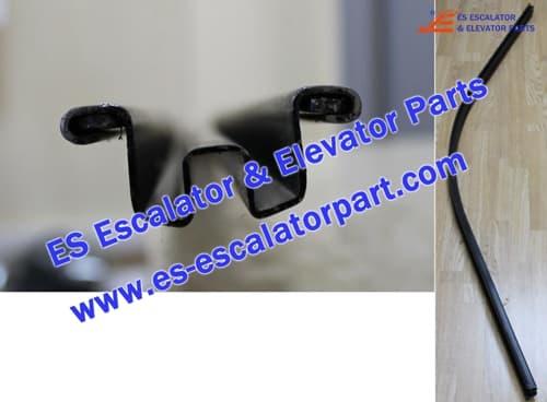 KONE Escalator KM5070659H10 HANDRAIL GUIDE PROFILE