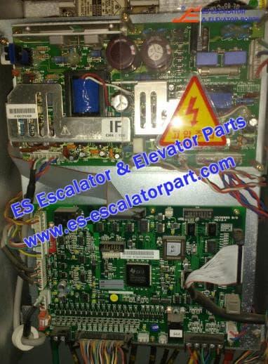 HYUNDAI Elevator Parts HIDV900G Inverter
