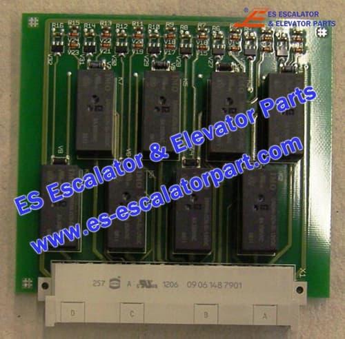 KONE Escalator Part DEE2271528 Switch and Board