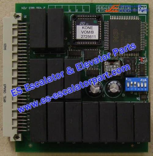 KONE Escalator Part DEE2725611 Switch and Board