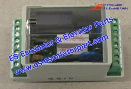 KONE Escalator Part DEE2725623 Switch and Board