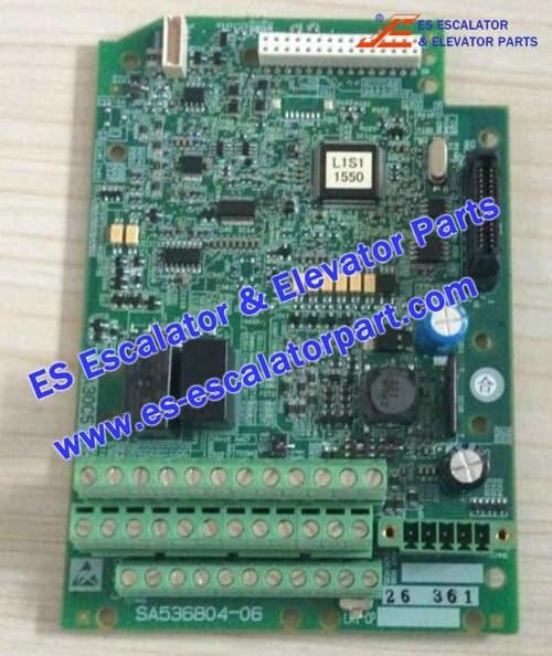 FUJI Elevator Parts SA536804-07 PCB