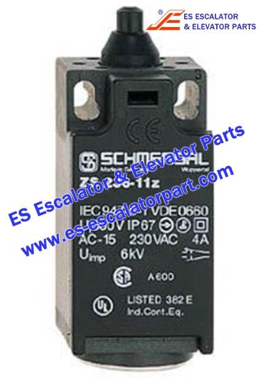 Thyssenkrupp Escalator Parts TS236-11Z Limit Switch
