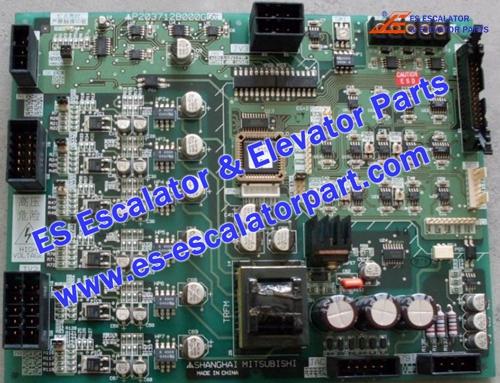 Mitsubishi Elevator Parts LHS-1000 PCB