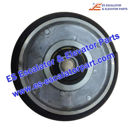 BLT Elevator Parts 8F11E car guide roller