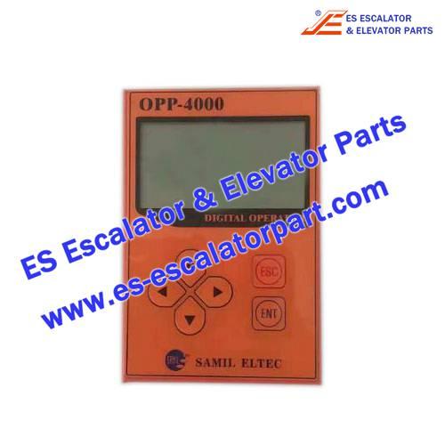 LG/SIGMA Elevator Parts OPP 4000 Service Tool