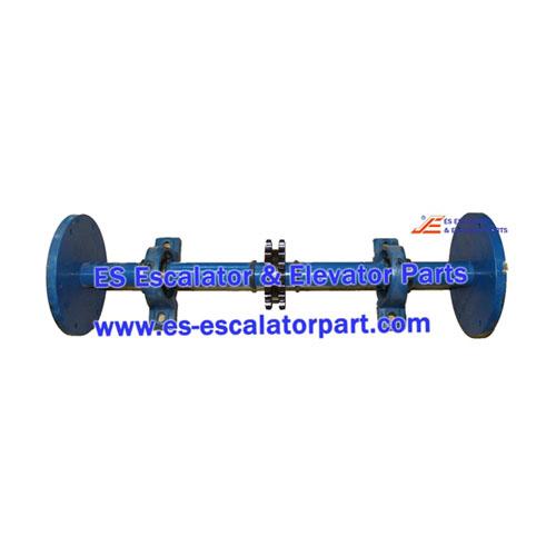 OTIS Escalator Parts DAA494NPA1 Handrail drive shaft