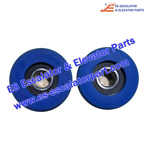 Thyssenkrupp Escalator Parts 1705060100 Step wheel
