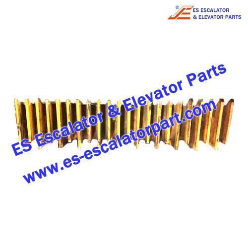 BLT Escalator Parts Step Demarcations