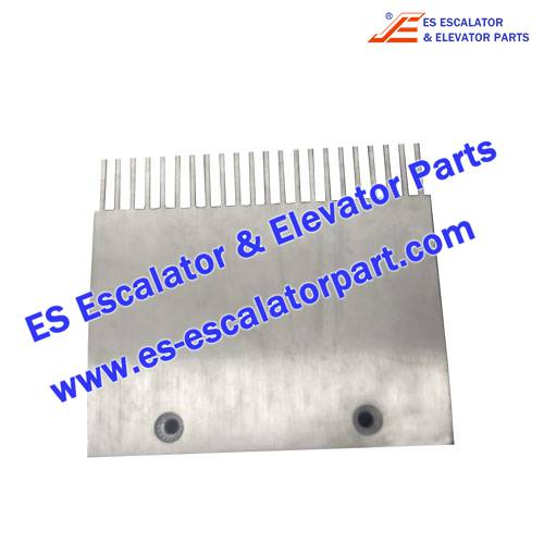 Thyssenkrupp Escalator Parts Orinoco Comb Plate