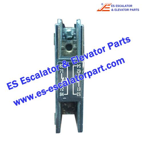 ESFUJITEC Elevator Parts SZ1AS1V Auxiliary contact