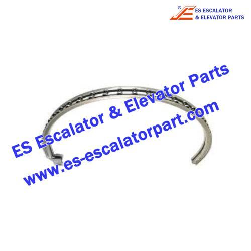 ESThyssenkrupp Escalator Parts 1737525502 Handrail Guide