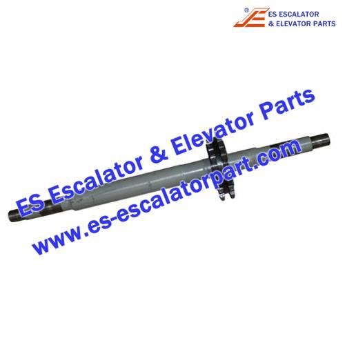 Schindler Escalator Parts 405621 Handrail drive shaft